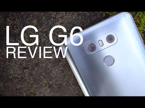 LG G6 REVIEW: LG has a winner!