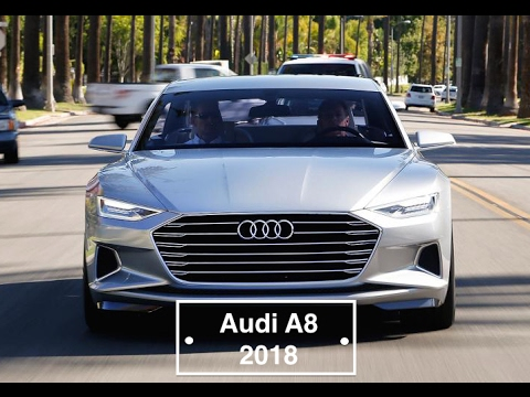 Audi A8 2017 2018 Perfect Sedan - YouTube