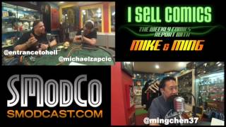I Sell Comics - June 25, 2015 - Full Podcast Video