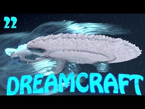 "Minecraft | Dream Craft - Star Wars Modded Survival Ep 22 ""FLYING A UFO"""