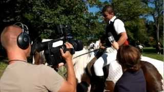 HUBERTUS - 2012 - w KROWIARKACH - Gonitwa za lisem...