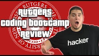 Rutgers Coding Bootcamp Review - Anthony Delgado