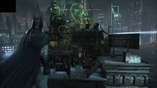 Batman Arkham City If she is the ROOT of evil how could anyone be expected to CONTAIN her