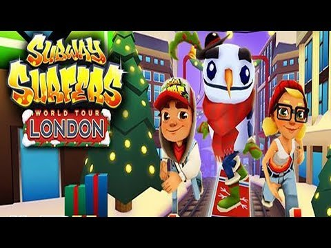 Subway Surfers World Tour #15 (London) | Android Gameplay | Friction Games