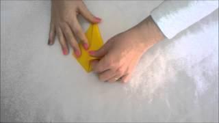 Passo a passo: como fazer dobradura de balão