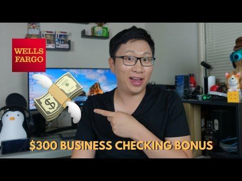 $300-wells-fargo-business-checking-signup-bonus-[expired]