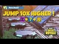 NEW Fortnite Launchpad HACK! Jump 10x Higher!