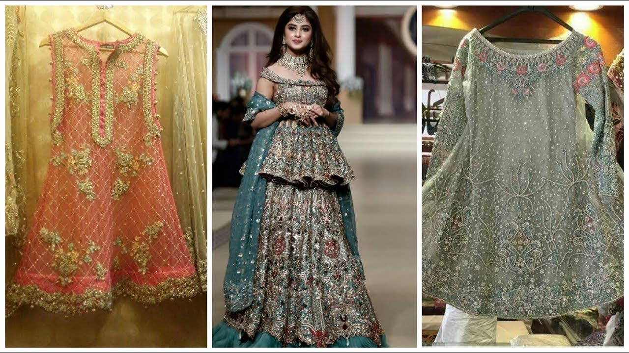 67d7ba89bcf Indian Bridal Dresses Wedding Collection 2018-19