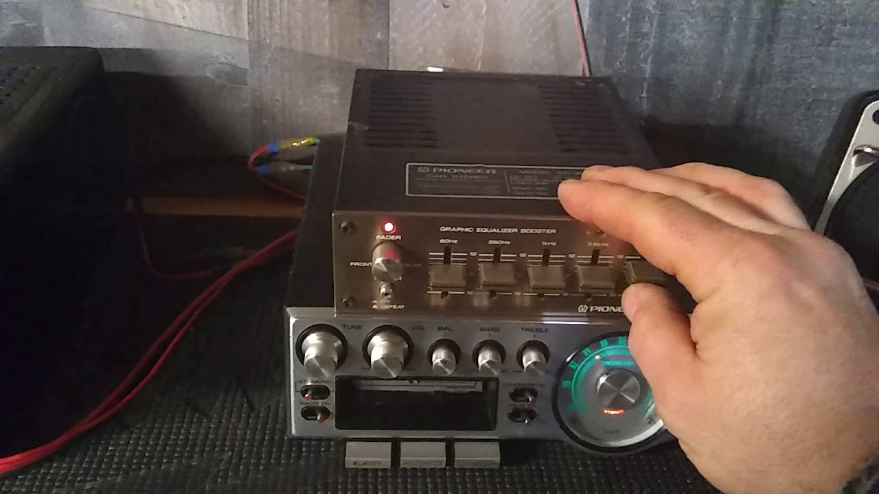 Wiring Pioneer Car Audio Equilizer