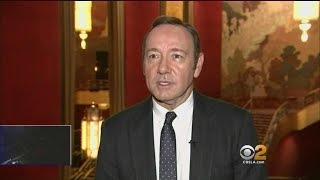 Hollywood Stars Lashing Out At Kevin Spacey