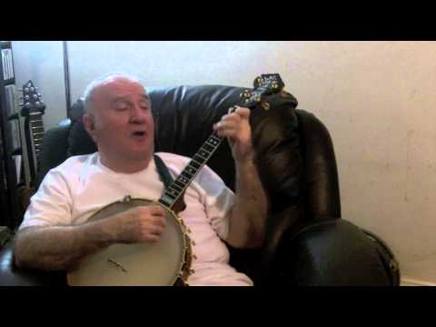 """I May Be Wrong"" (But I Think You're Wonderful) Eddy Davis Banjo"