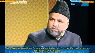 Hazrat Mirza Ghulam Ahmad (as) - Er ist Krishna? Is he Krishna? (Urdu * German)