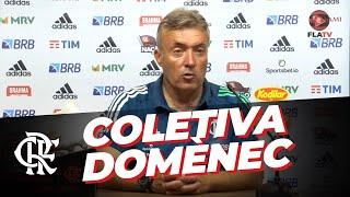 COLETIVA PÓS-JOGO - Atlético MG x Flamengo   AO VIVO