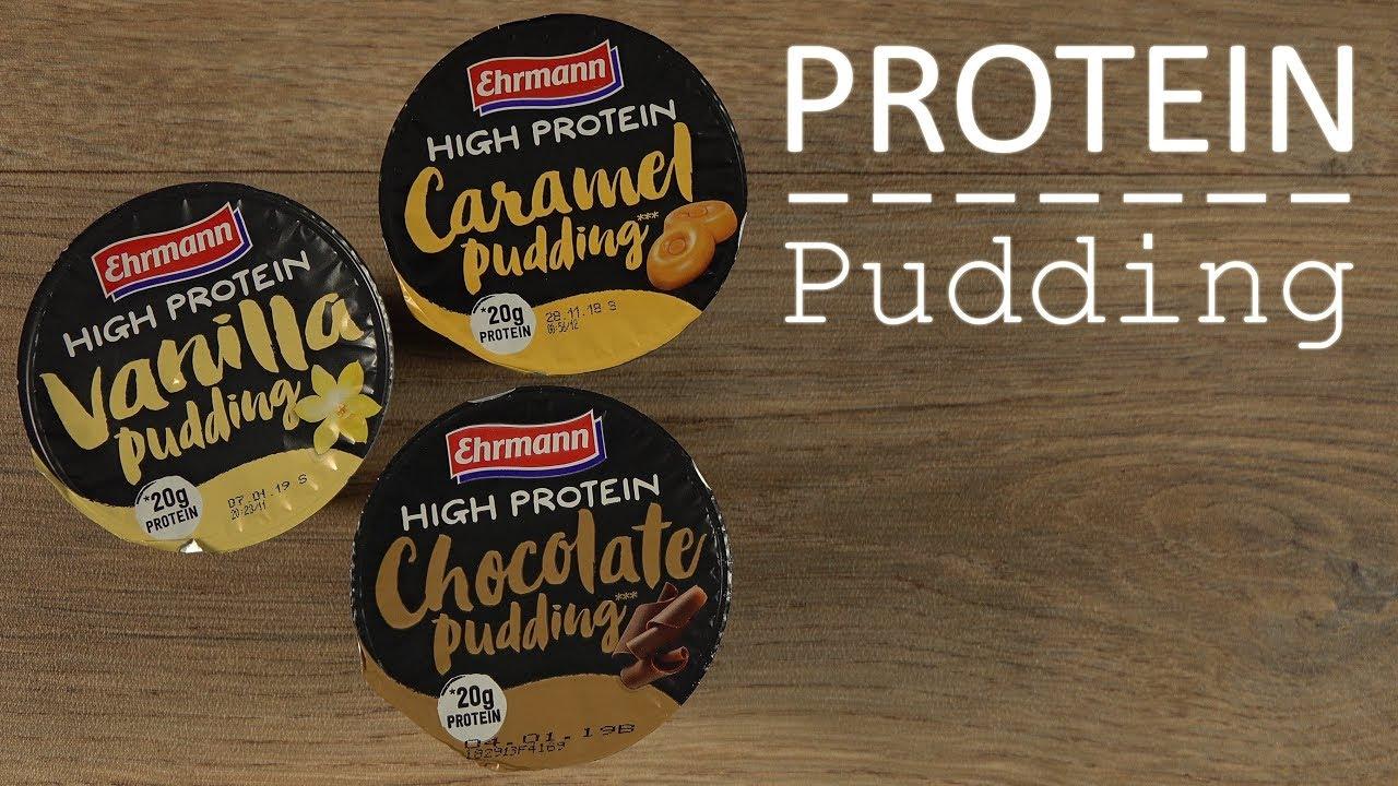 Resultado de imagen de ehrmann high protein pudding