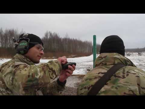 Paratroopers and Lithuanian soldiers conduct Range Day