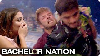 Nicole's Love Triangle Leads To Jordan & Christian Fight! | Bachelor In Paradise Video