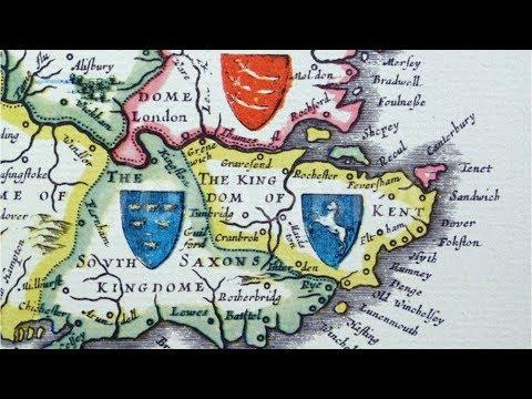 Early Anglo-Saxon Kingdoms