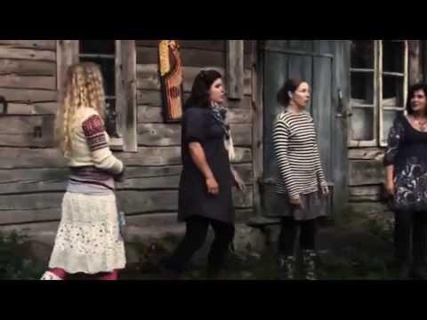 """Estonian Folk Song - Eesti Rahvalaulu LAUDAUKSE KÄÄKSUTAJAD """"Rändaja laula"""""""