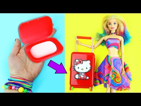 10 COOL BARBIE HACKS AND DIYs YOU WILL WANT TO TRY