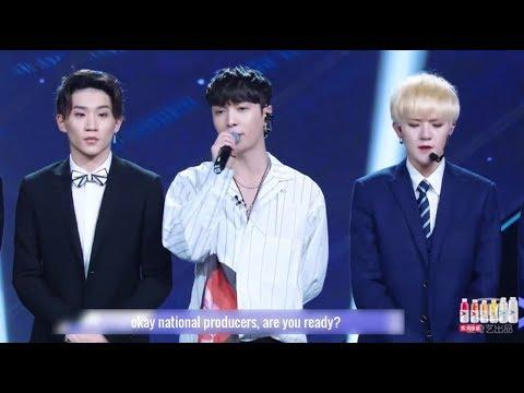 [Eng Sub] Idol Producer Ep. 4 Chen Li Nong's Group Battle Performance (Part 2)