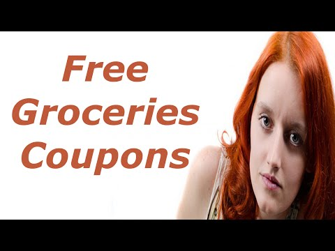 How to get free coupons for groceries list – Free printable coupons