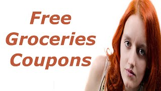 How to get free coupons for groceries list - Free printable coupons