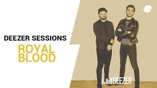 Royal Blood Ten Tonne Skeleton Deezer Session