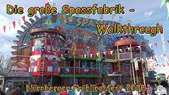 Die große Spassfabrik (Zinnecker) - Walkthrough - Nürnberger Frühlingsfest 2018