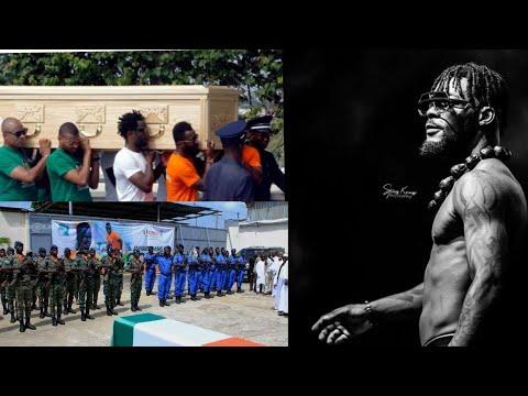 [DJ Arafat Burial] Fans Want DJ Arafat Burial in Abidjan Stadium || DJ Arafat Enterrement