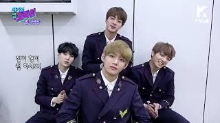 Lagu spring day versi (V,Jin,Jungkook,dan suga)