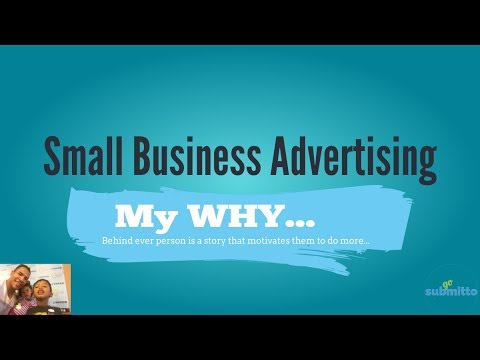 Small Business Advertising: Why I Started GoSubmitto