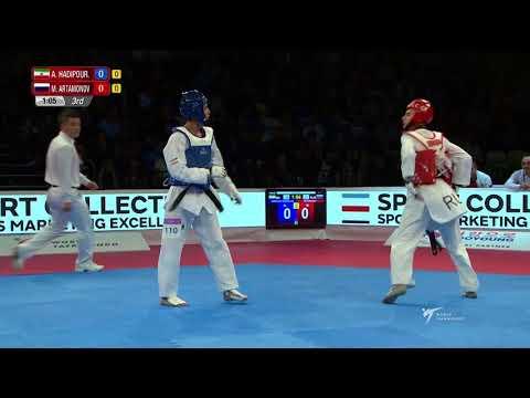 [Male -58kg FINAL] London 2017 World Taekwondo Grand-Prix