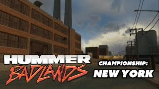 Xin Plays: Hummer Badlands (PS2) Part 10: Championship: New York
