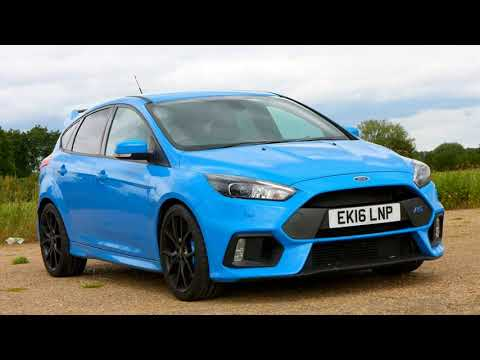 Ford Focus RS  Car Review