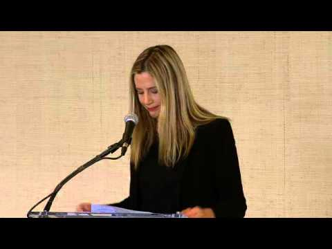 Mira Sorvino UN speech on need for women in Criminal Justice to ...