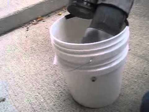 & Gasoline Vaporizer Build Part 3 (Inards Of The Vaporizer) - YouTube