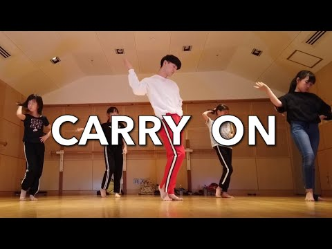 "Carry On (From "" Pokemon Detective Pikachu ""  / Choreography By Takuya"