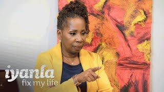 Iyanla Helps a Resistant Guest Understand Why She s Scared to Heal Iyanla Fix My Life OWN