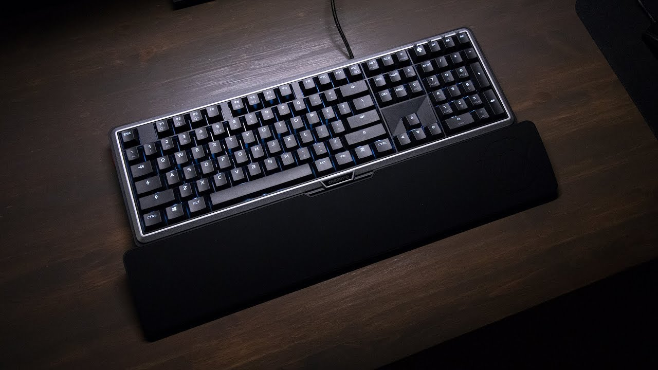Cherry MX Board 5 0 Review