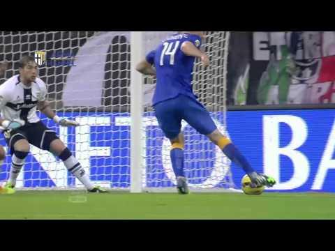 Juventus-Parma 7-0 gli high lights