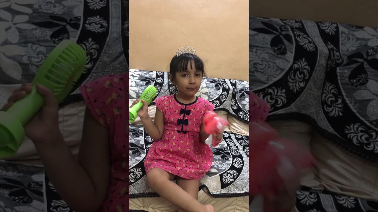 Dhriti Saini LKG-A CCWS - YouTube