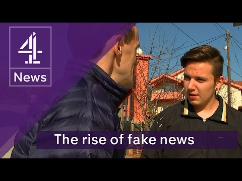 How fake news from Macedonia affected the US Presidential Election 2016