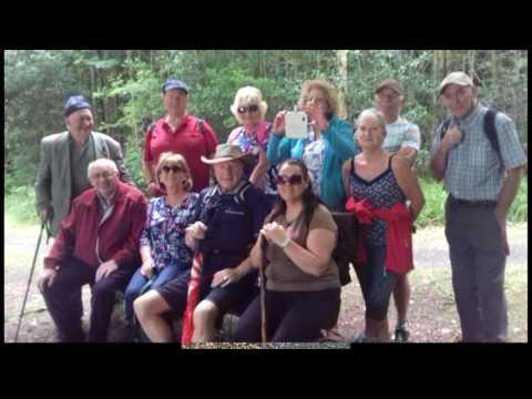 Carlow Ramblers - Brittas Lake, Clonaslee, Co. Laois