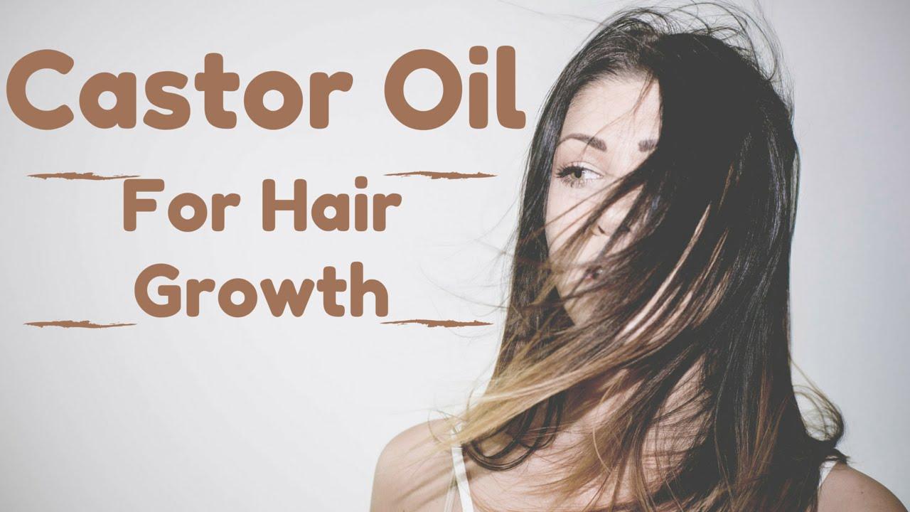 Castor Oil For Hair Growth, Thicker Eyelashes and Fuller ...