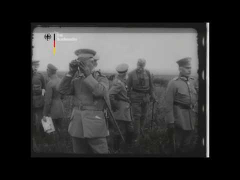 Österreichisch-ungarischen und deutschen Infanterie in der Kerenski-Offensive (1917)