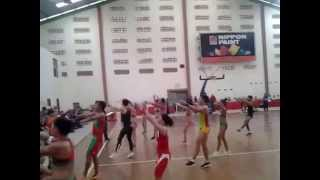 Jember Aerobic Competition 2014 - Aerobic Part 3 by LODY LONTOH