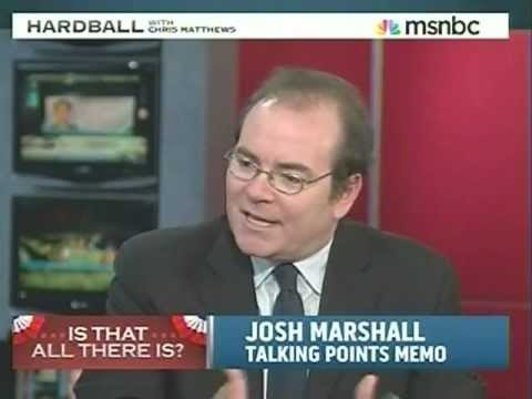 "TPM's Josh Marshall: On Ron Paul ""He's The Candidate Who Thinks Gays Should Be Executed"""