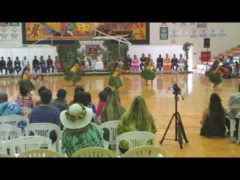 Konawaena High School May Day 2017 4