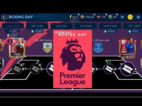 EPL BOXING DAY | GOOD EVENT TO PICK SOME ELITE AND REWARDS | FIFA MOBILE 19
