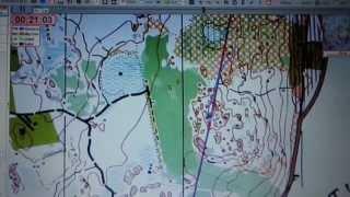 TuMe Match GPS tracking Sando, Finland 29.11.2014